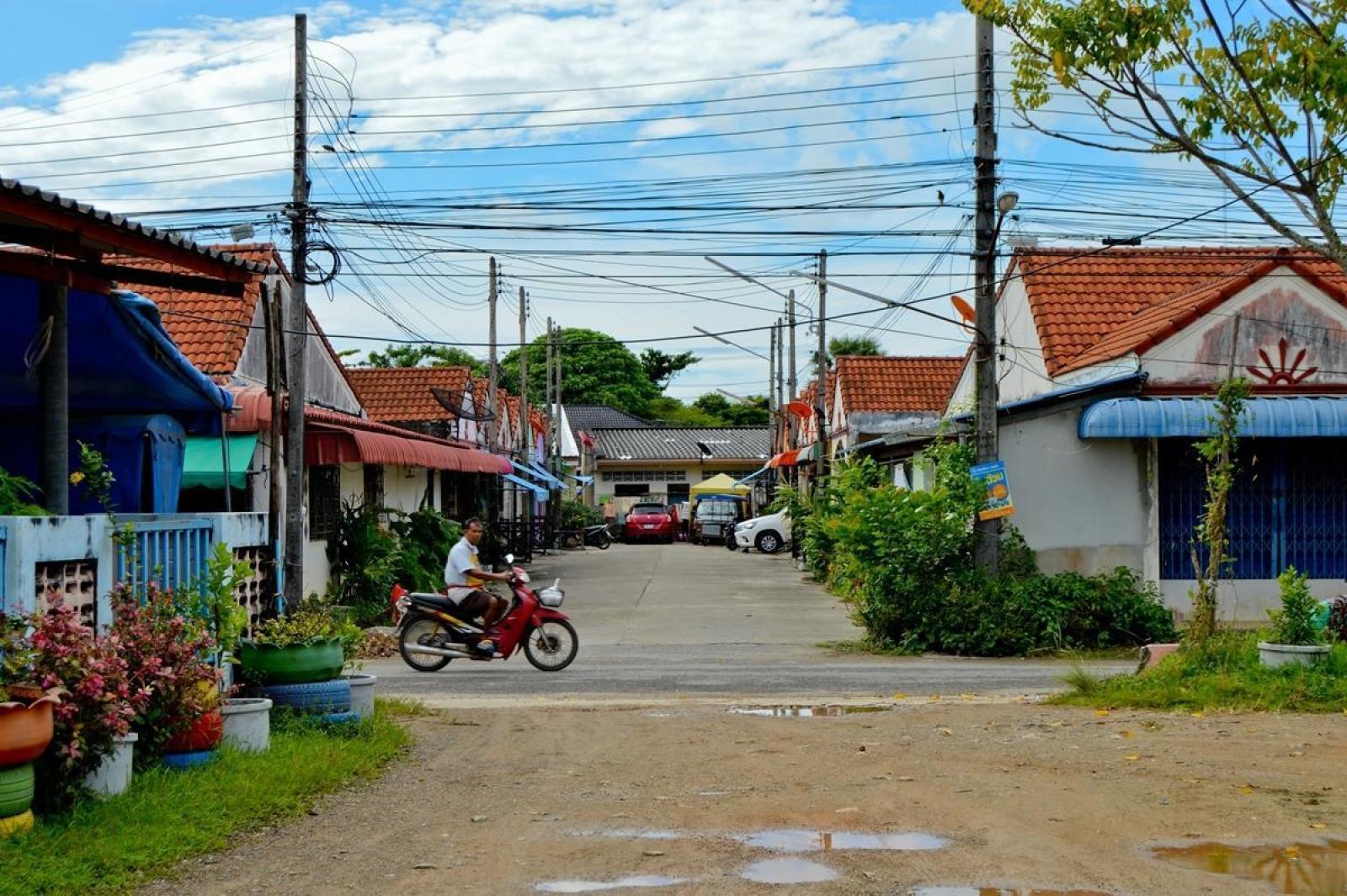 タイで海外ボランティア 到着案内